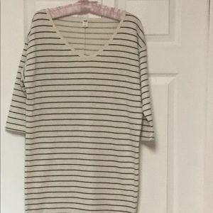 Old Navy Size SP Striped Dress